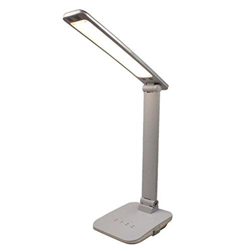 LY-Lampe de Bureau ledLampes de Bureau Pliables 48 Lampes de Table Rechargeables LED Lampe de Bureau Lampes de Dimmer Touch LED Lampes de Table LED Durée Puissance Blanc