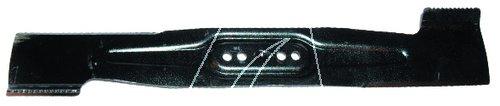 37 cm Standard Messer für ElektrorasenmäherLänge [mm]: 370ZB: AL: 6,5 / 6,6AB: 52/30Ausführung: standardLoch- Ø [mm]: Stück je VE: Leitnummer: