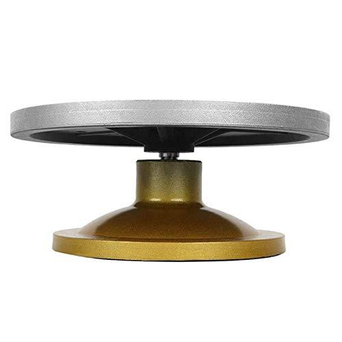 9 Zoll Durchmesser Sculpting Wheel Mini Clay Making Keramikrad Plattenspieler mit Kugellagern