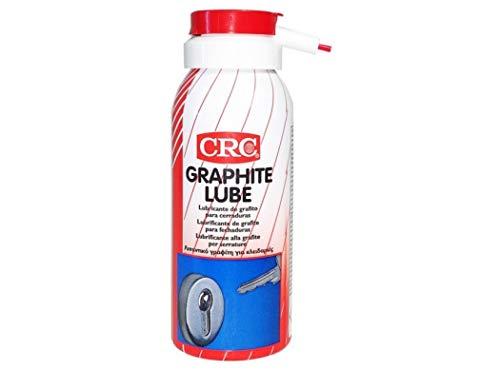 RC2 32863-AB CRC 32863-AB-GRAPHITE LUBE: Lubricante de Grafito para cerraduras. Seco 100 ml, Negro