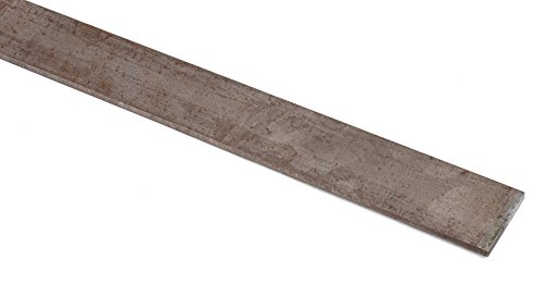 Texas Knifemakers Supply - 1080 High Carbon Annealed Forging Steel Barstock for Knife Making - 3/16' x 1-1/2' x 12'