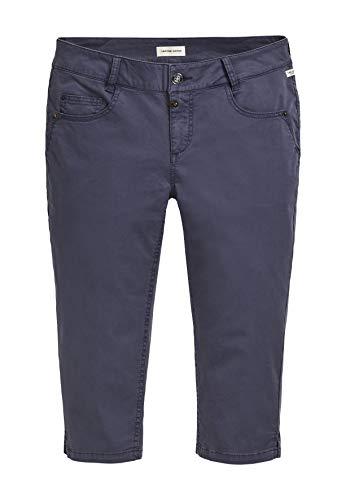 Timezone Damen Slim SalomeTZ Shorts, Weiß (Dark Navy 0391), W30