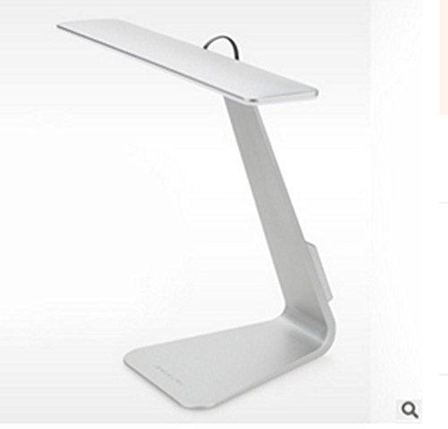 Lampes de Bureau Lampe de Table Ultra-Mince Pince de Style Tableau LED Bureau de la Lampe avec Une Lampe de Bureau Protection oculaire USB