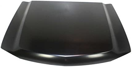 Go-Parts - OE Replacement for 2006 - 2007 Chevrolet (Chevy) Silverado Hood 15295820 GM1230369 Replacement For Chevrolet Silverado