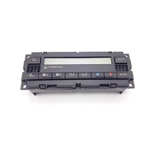 YJDTYM Klimaanlage Klimaanlage Switch Panel Automatische Klimaanlage AC-Heizungsschalter Assy 3B1907044J / Fit für Passat B5 (Color : New Quality)