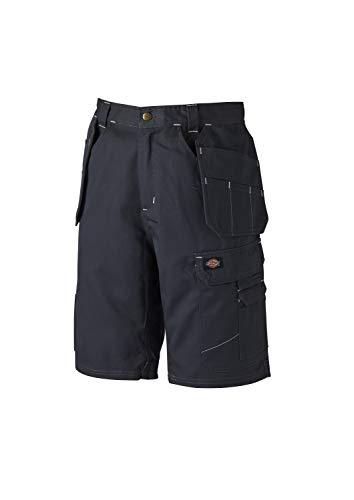 Dickies WD802 GY 36 Redhawk Pro Short, 65% Polyester/35% Baumwolle, 36 Größen, grau