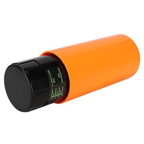 Tennisbalblik, drukvasthoudend Opbergblik voor tennisballen Vezelversterkte kunststof Draagbaar Lichtgewicht voor tennis…