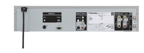 『TOSHIBA VHSビデオデッキ一体型DVDプレーヤー SD-V700』の3枚目の画像