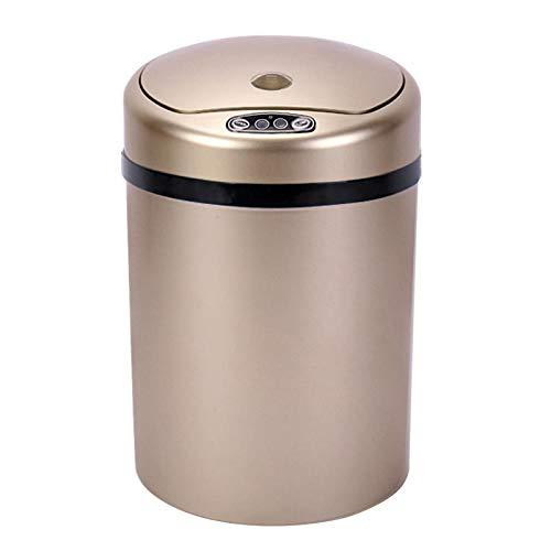 LGTXM Automatischer Sensor Mülleimer Freihändiger-Abfalleimer-Müllbehälter-Abfallbehälter