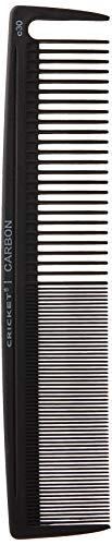 Cricket C30 Professional Hair Stylist Carbon Comb Anti-Static Heat Resistant Styling Detangling Sectioning Combs for All Hair Types