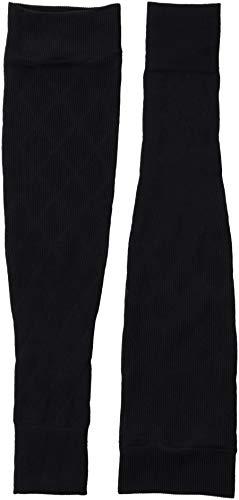靴下サプリ クツシタサプリ 靴下サプリ 二の腕着圧すっきりアームカバー X737-990 ブラック S