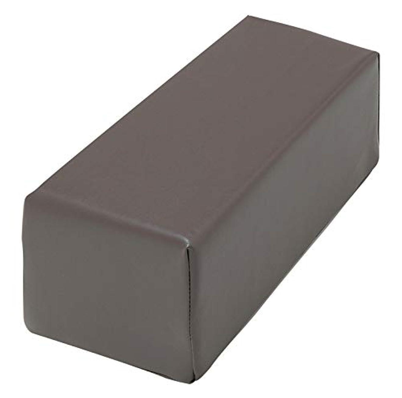 週末オリエント電極角枕 FV-908 (ブラウン) フェイスまくら フェイス枕 うつぶせ枕 マッサージ枕