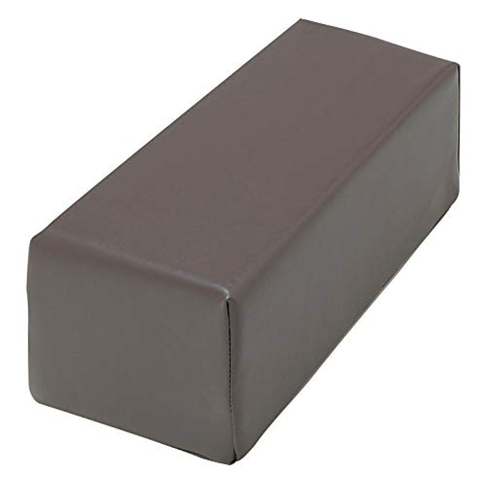 エレベーター真実にスリット角枕 FV-908 (ブラウン) フェイスまくら フェイス枕 うつぶせ枕 マッサージ枕