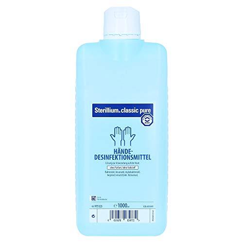 Sterillium - Desinfectante de manos, 1 l