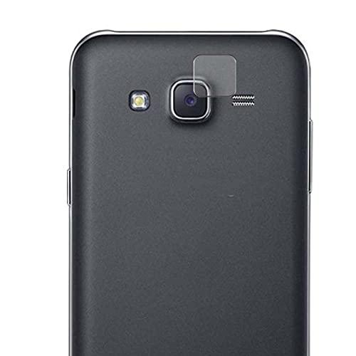 Vaxson 2 Unidades Protector de Lente de Cámara, compatible con Samsung Galaxy J5 2016 J510x J510 [No Vidrio Templado/Funda Case ] TPU Película Protectora