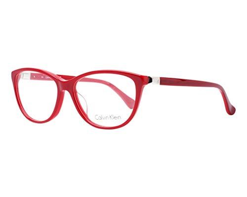 Calvin Klein Brille (CK-5814 607) Acetate Kunststoff bordeaux