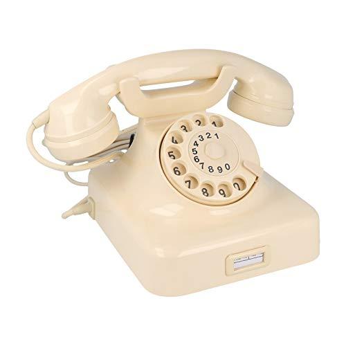 Reiner TK Wählscheiben-Telefon W 48, Elfenbein