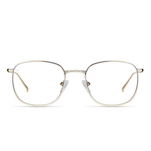 Meller - Maio Gold - Anti Blaulicht-Brille für Herren und Damen