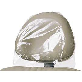 Dental Disposable Headrest Cover Plastic 11.25