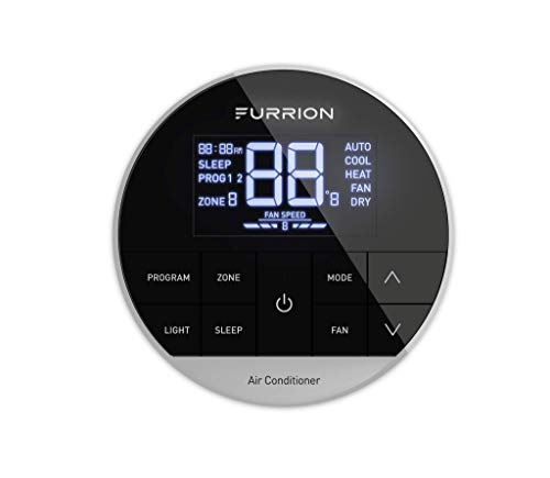 Furrion Multi Zone Wall Thermostat, Black