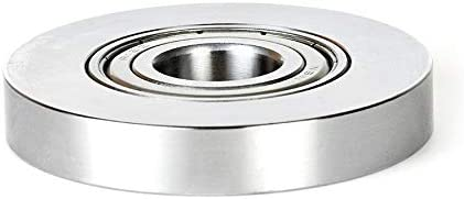 popular Amana online sale Tool - 47822 Ball Bearing online sale Rub Collar 2-5/8 O.D. x 7/16 Height For 3/4 Spindle sale