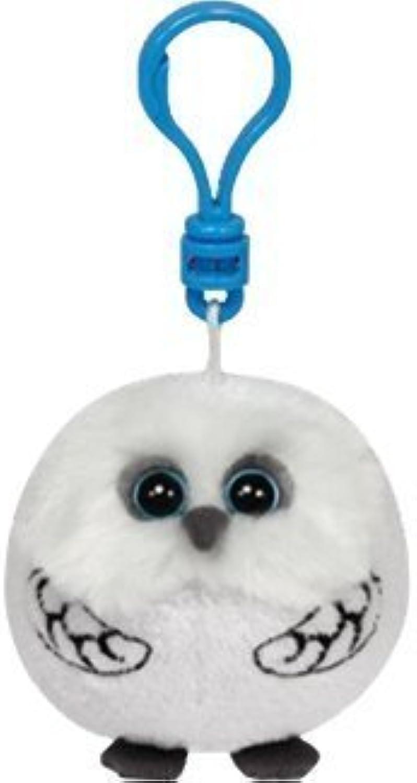 promociones emocionantes Ty Ty Ty Beanie Ballz Hoots - Owl Clip by Ty  ahorre 60% de descuento