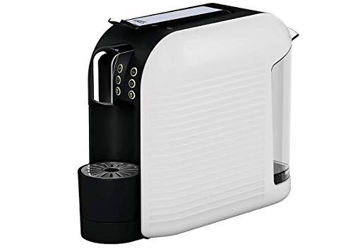 K-fee 710285 - Máquina de cápsulas, color blanco y negro