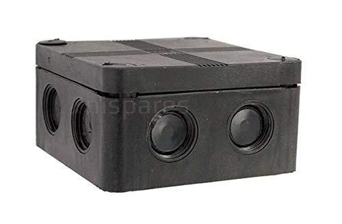 100x68x50mm Akozon Bo/îte de Jonction /étanche//Connexion Bo/îtier Ext/érieur Bo/îte de Jonction