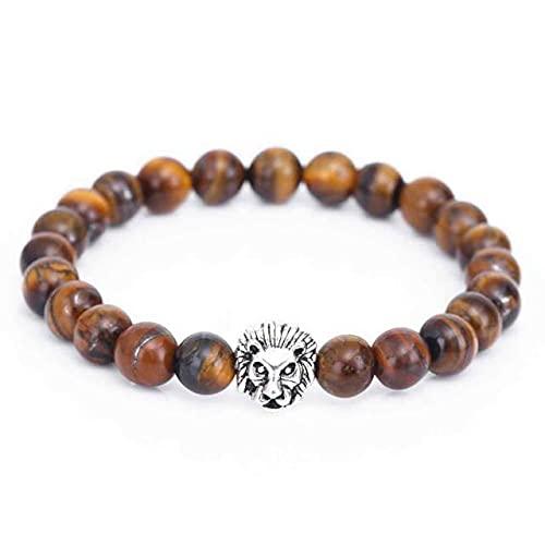 YUNHE Feng Shui Stone Beads Bracelet Men Women Unisex Wristband Gold Black Pixiu Wealth and Good Luck Women Bracelet Couple