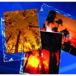 Archival-Plus Print Page, Holds Two 8 x 10' Prints - 25 Pack