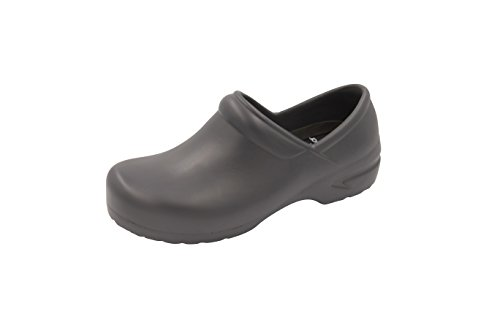 Anywear GUARDIANANGEL Health Care Professional Shoe, Pewter/Pewter, 12.0 Medium US