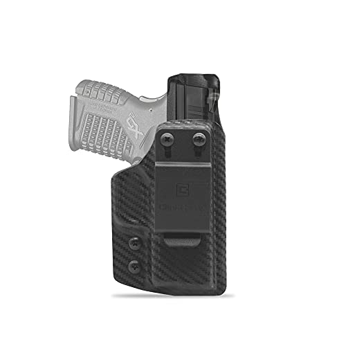 """Clip & Carry IWB Kydex Holster for The Springfield XD-S 4""""..."""