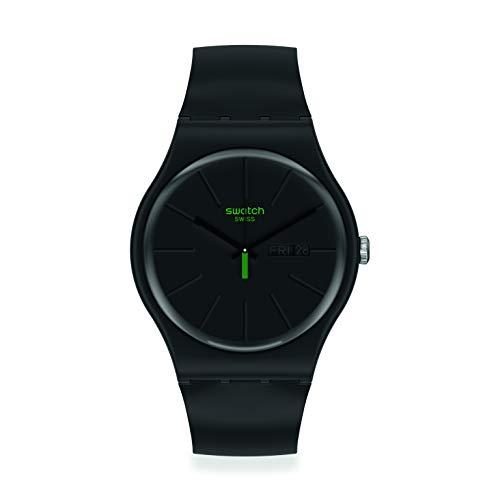 Reloj solo Tempo Swatch Neuzeit SO29B700