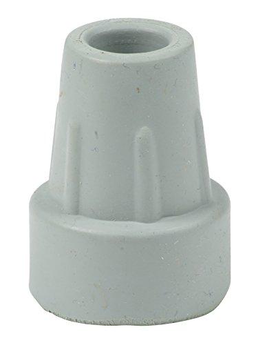 Lifeswonderful® - 8 Stück Strapazierfähige Schutzkappen 16mm Gummifuß für Krücken/Gehstöcke
