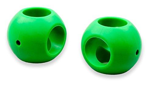 GAMMA Magnet Waschkugel Waschball für die Waschmaschine und/oder den Geschirrspüler - DOPPEL-SET