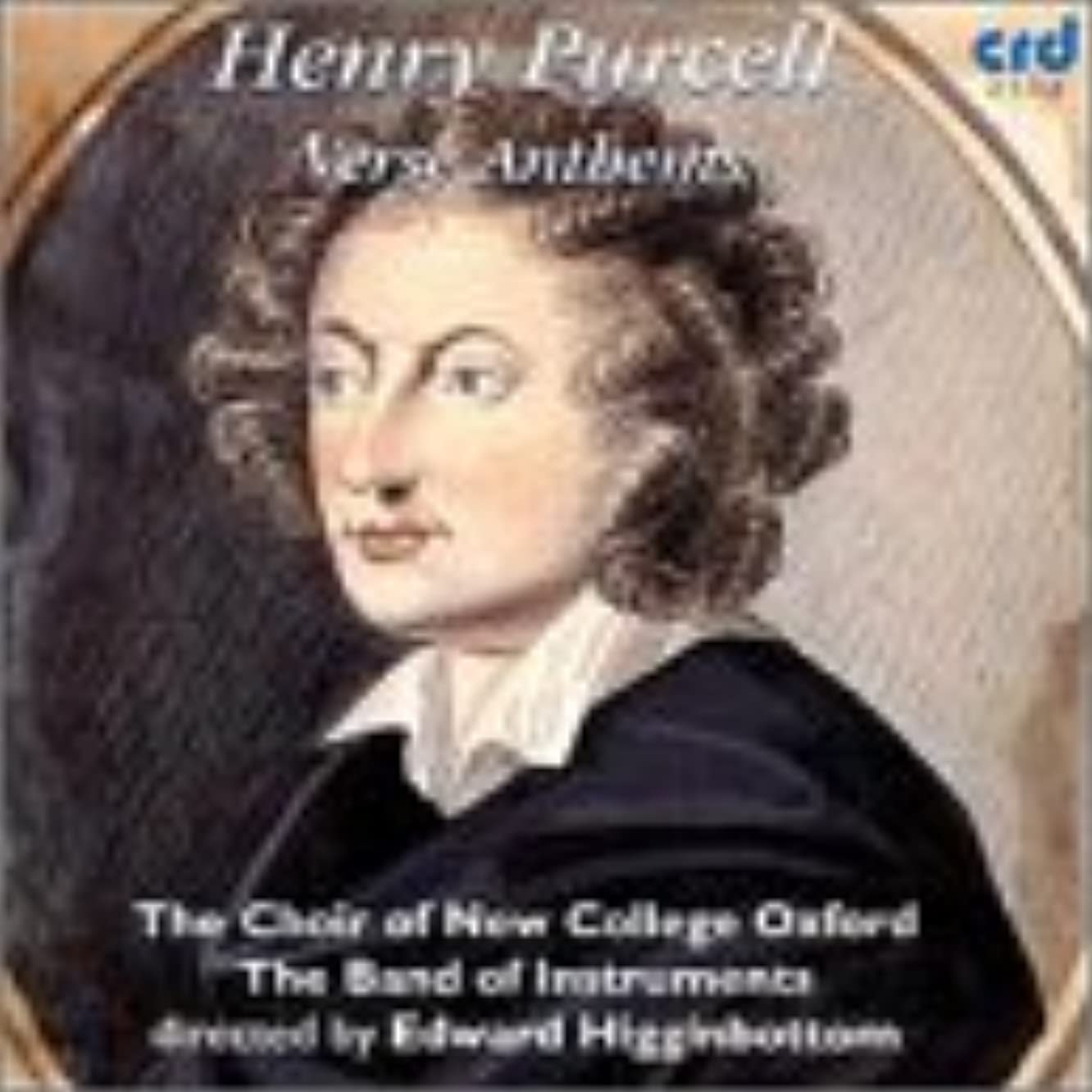Purcell:Verse Anthems-My Heart Is