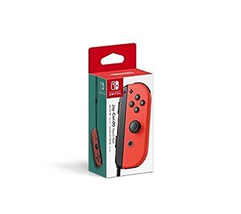 Nintendo Joy-Con  R  - Neon Red - Nintendo Switch