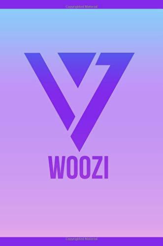 Seventeen Woozi Bias Carats Notebook Journal Diary: KPOP Notebook Journal