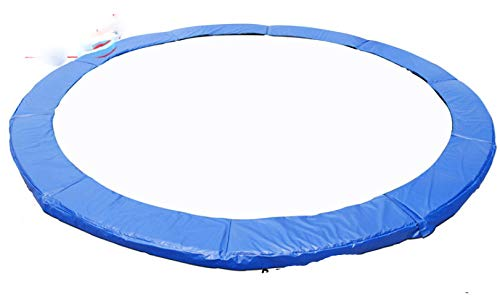 YL 10FT Replacement Trampoline Surround Pad Foam Safety Guard Spring Cover Padding Pads Blue