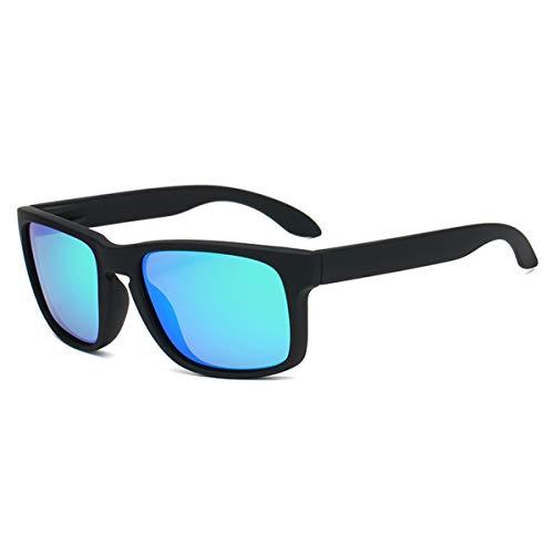 Magnifier Gafas de Sol polarizadas Hombres Mujeres Gafas de Sol Retro Hombre/Aire Libre Deportes Golf Ciclismo Pesca Senderismo Gafas Gafas de Sol,F