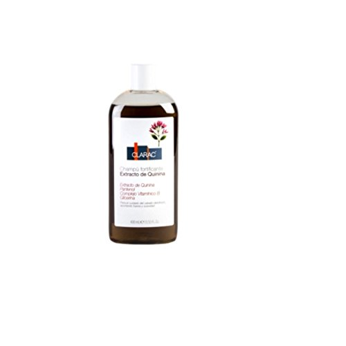 Clarac champú Fortificante Extracto quinina 400 ml