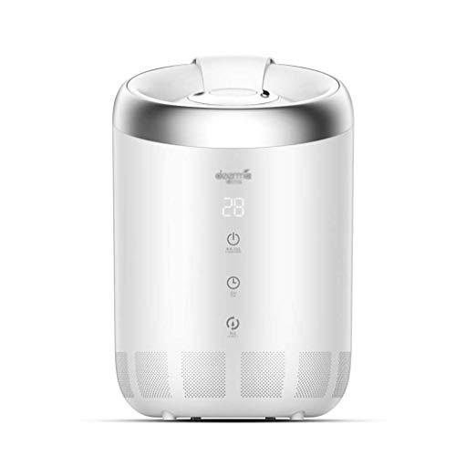 Humidificador UltrasóNico De Aroma FríO De Niebla Los Mejores Humidificadores De Aromaterapia para Dormitorio/Sala De Estar/Oficina Y Casa | OperacióN Silenciosa, Segura para Bebé - 4l