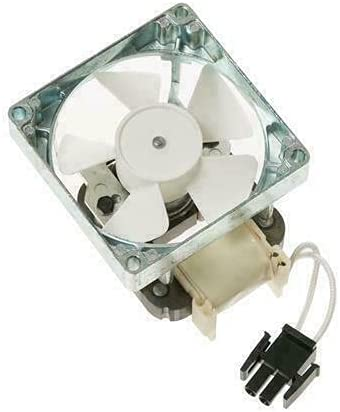 Compatible with GE WB26T10019 WALL ASSEMBLY FAN MAGNETRON [Alternative dealer] OVEN Portland Mall