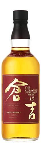 The Kurayoshi 12 Years Old Pure Malt Whisky - 700 ml