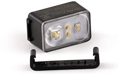 wellenshop Rettungswestenlicht LED Safelite IV/Alkalite II ON-Off-Blinklicht Not-Licht Rettungsweste Schwimmweste Signallicht Warnleuchte Größe Safelite IV