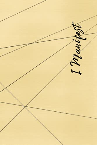 I Manifest: Manifestation Journal (Spiritual Journals)