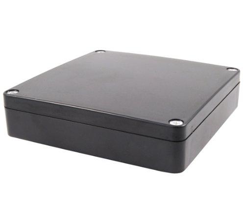 Incutex wasserdichte Aufbewahrungsbox aus Kunststoff Schatulle für GPS Tracker TK104, TK5000, TK105, TK116