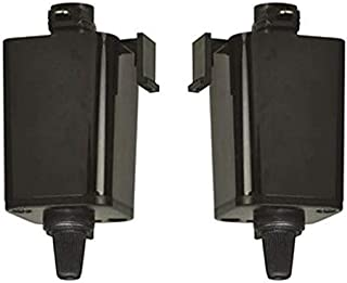 Nora Track Light NT-368B - Black - Track Adapter - Single or Dual Circuit - Compatible with Halo Track (NT-368B 2 Pack)