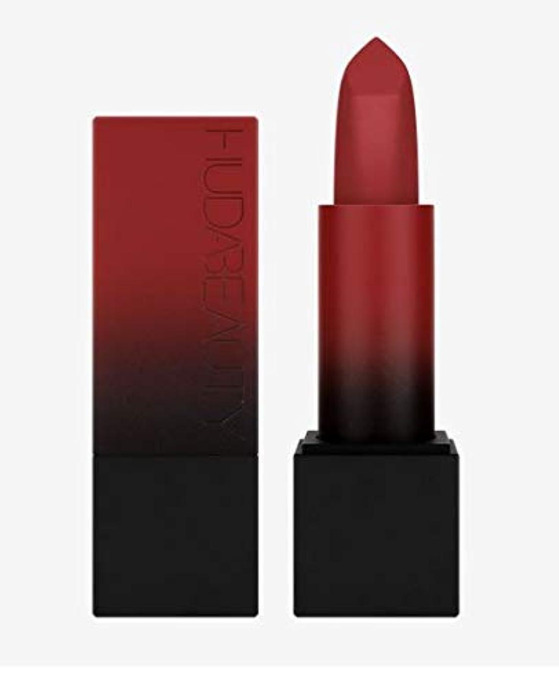 手弁護人専門知識Hudabeauty Power Bullet Matte Lipstick マットリップ Promotion Day