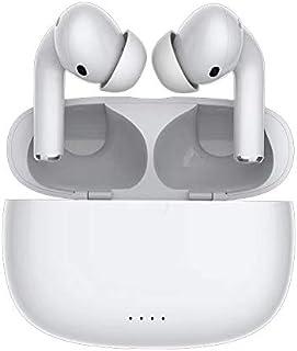 FKH Auriculares Inalambricos, Auriculares Bluetooth Deportivos con Microfono, Auriculares Inalámbricos con 25H de Reproduc...